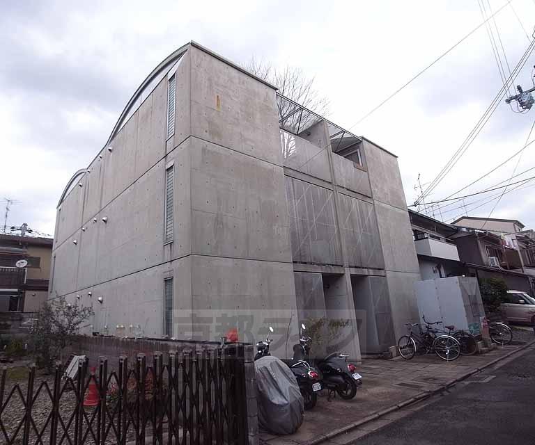 地下鉄太秦天神川駅徒歩9分の一棟収益マンション 物件イメージ